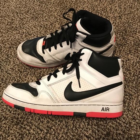 Men's High top Nike air size 12